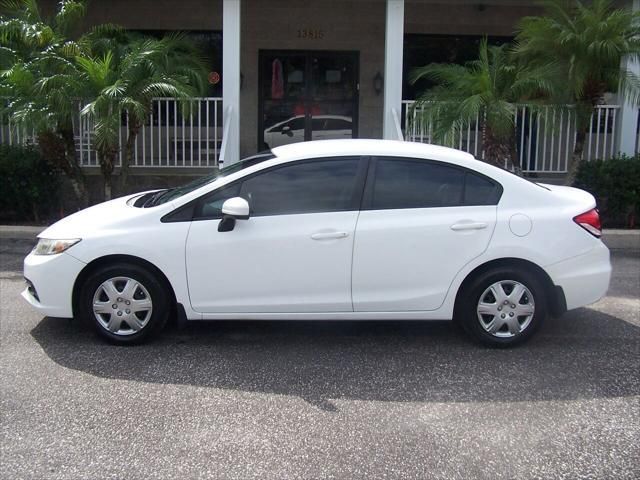2014 Honda Civic for Sale in Dade City, FL - Image 1