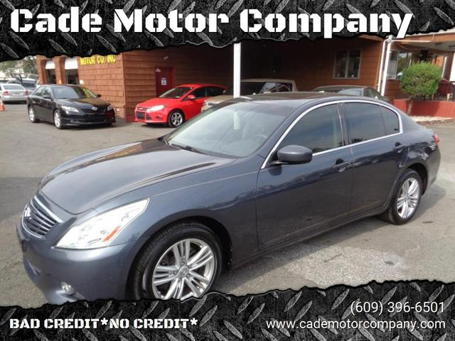 2012 INFINITI G37X for Sale in Lawrence Township, NJ - Image 1