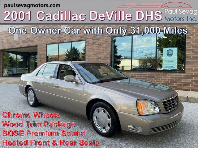 2001 Cadillac DeVille for Sale in West Chester, PA - Image 1