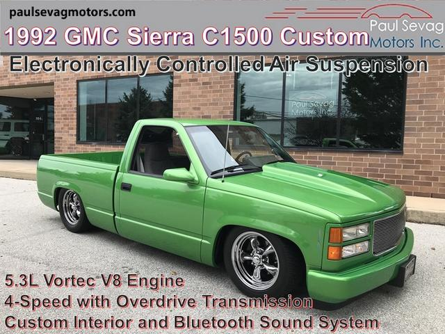 used 1992 gmc sierra 1500 special regular cab pickup in west chester pa auto com 1gtdc14z1nz529175 auto com