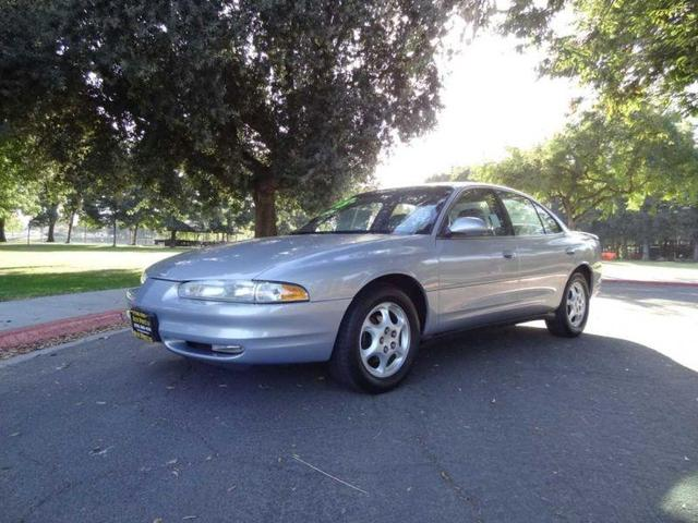 Used 1998 Oldsmobile Intrigue Gl Sedan In Turlock Ca Near 95380