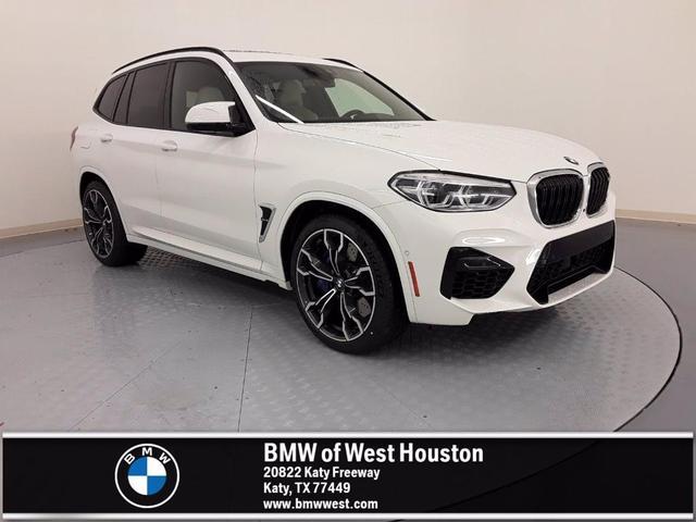 2021 BMW X3 M a la venta en Katy, TX - Image 1