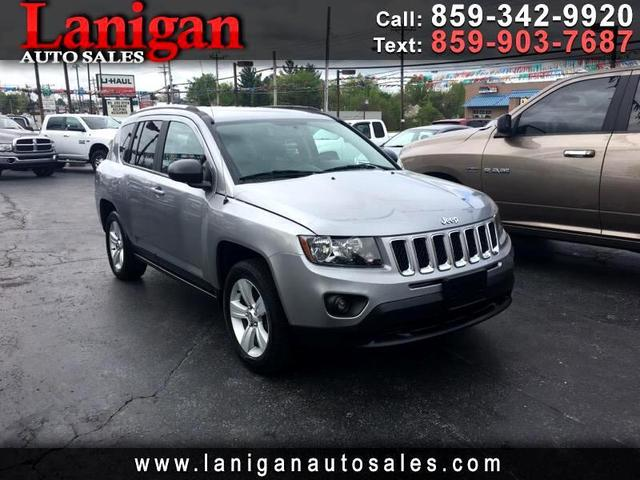 2017 Jeep Compass for Sale in Erlanger, KY - Image 1