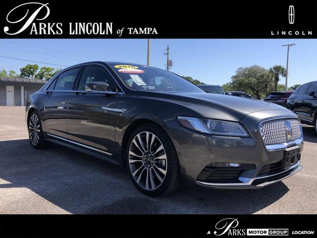 2018 Lincoln Continental for Sale in Tampa, FL - Image 1