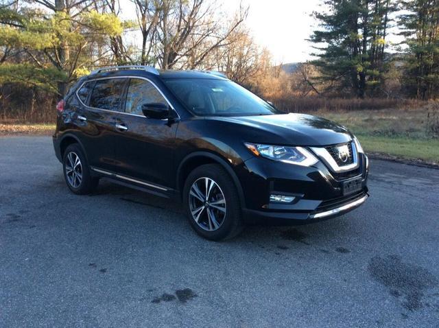2017 Nissan Rogue a la venta en Lee, MA - Image 1
