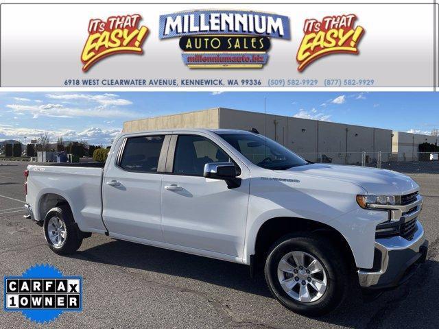 2019 Chevrolet Silverado 1500 for Sale in Kennewick, WA - Image 1