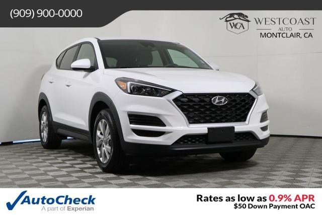2020 Hyundai Tucson for Sale in Montclair, CA - Image 1