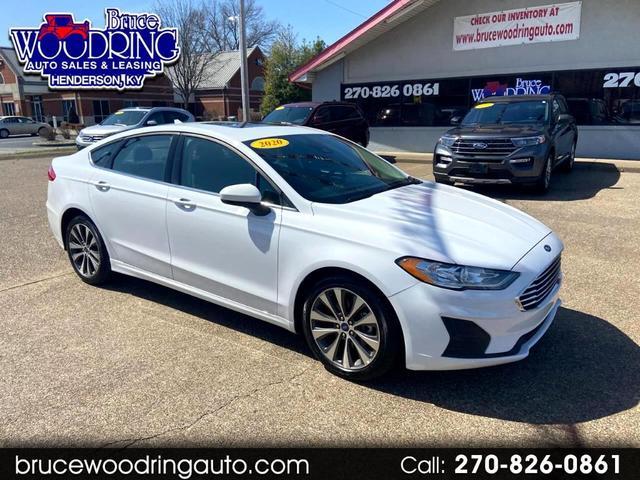 2020 Ford Fusion a la venta en Henderson, KY - Image 1
