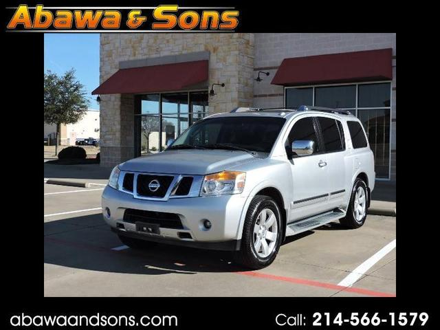 2010 Nissan Armada for Sale in Wylie, TX - Image 1