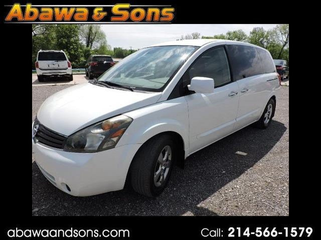2007 Nissan Quest for Sale in Wylie, TX - Image 1