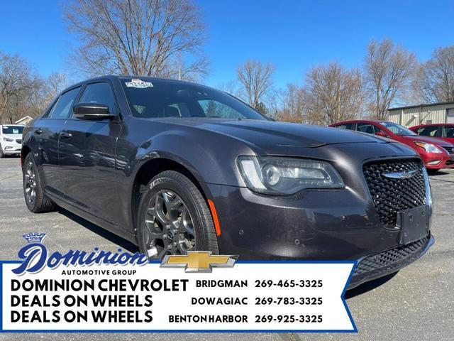 2016 Chrysler 300 a la venta en Benton Harbor, MI - Image 1