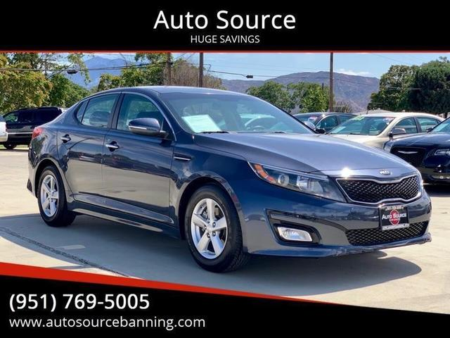 2015 KIA Optima for Sale in Banning, CA - Image 1