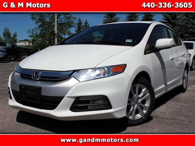 2013 Honda Insight for Sale in Twinsburg, OH - Image 1