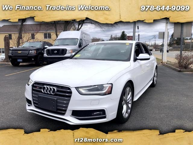 2015 Audi S4 for Sale in North Reading, MA - Image 1