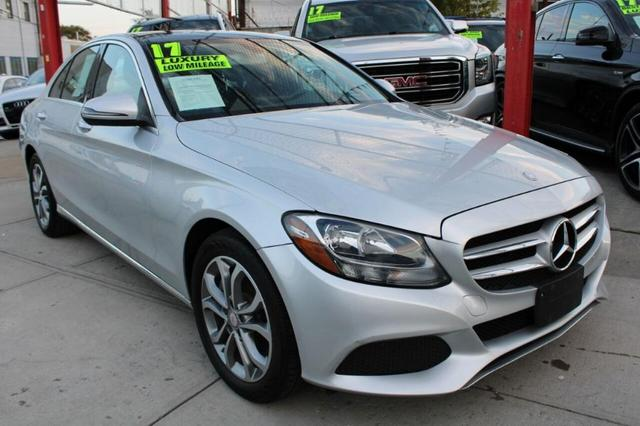 2017 Mercedes-Benz C-Class for Sale in Jamaica, NY - Image 1