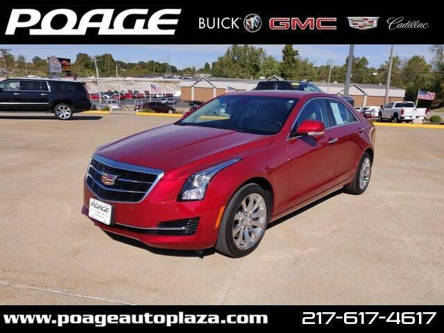 2017 Cadillac ATS for Sale in Quincy, IL - Image 1