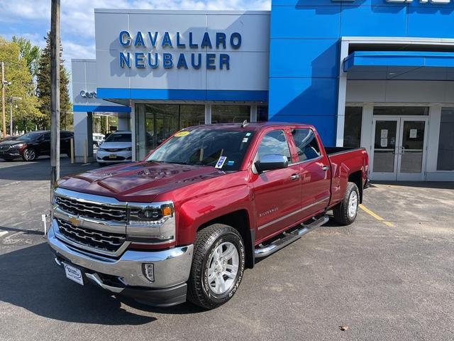 2016 Chevrolet Silverado 1500 a la venta en Wolcott, NY - Image 1