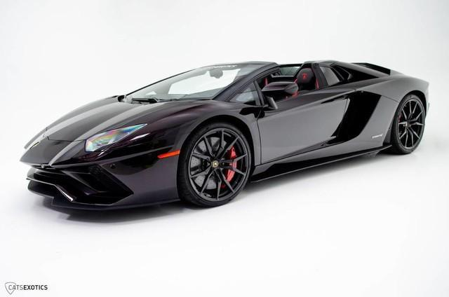 Used 2018 Lamborghini Aventador S Base Convertible In Lynnwood Wa