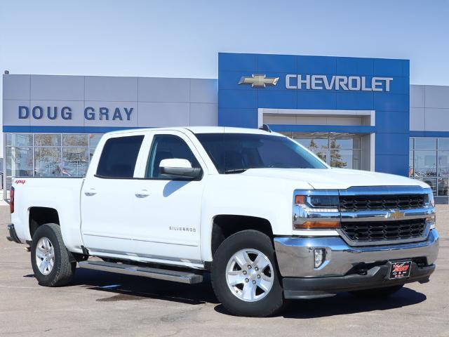 2018 Chevrolet Silverado 1500 a la venta en Elk City, OK - Image 1