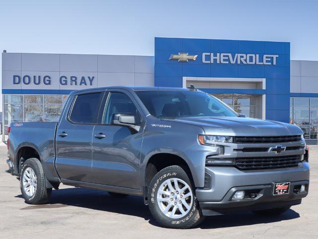 2019 Chevrolet Silverado 1500 a la venta en Elk City, OK - Image 1