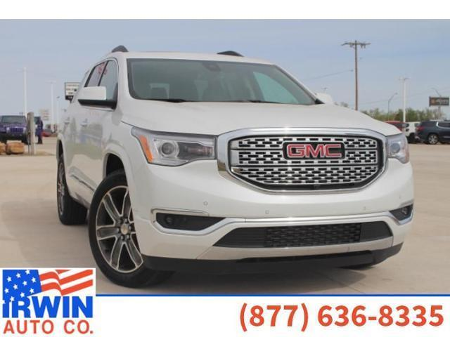 2018 GMC Acadia for Sale in Woodward, OK - Image 1