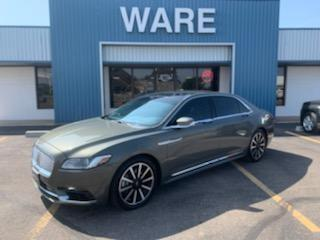 2017 Lincoln Continental for Sale in Wheeler, TX - Image 1