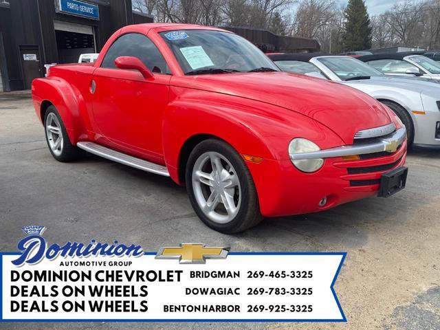2005 Chevrolet SSR a la venta en Bridgman, MI - Image 1