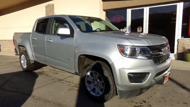 2020 Chevrolet Colorado a la venta en Moab, UT - Image 1