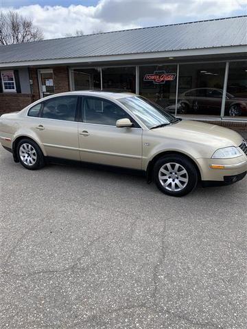2002 Volkswagen Passat a la venta en Dawson, MN - Image 1