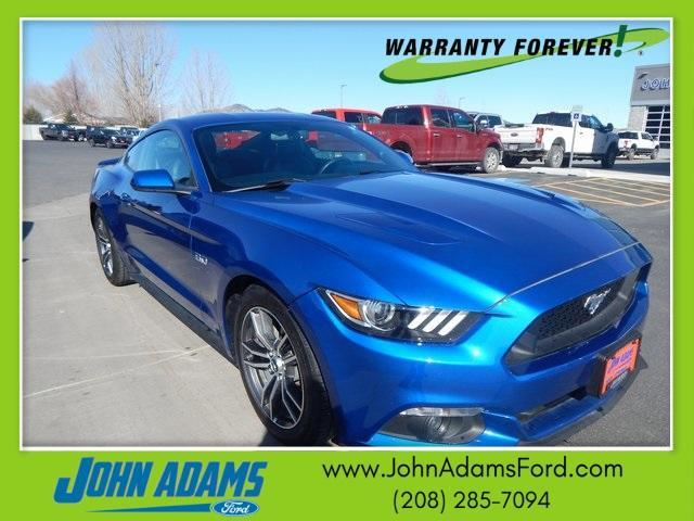 2017 Ford Mustang for Sale in Soda Springs, ID - Image 1
