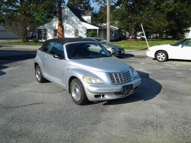 2005 Chrysler PT Cruiser a la venta en Tappahannock, VA - Image 1