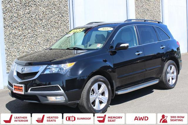2012 Acura MDX for Sale in Auburn, WA - Image 1
