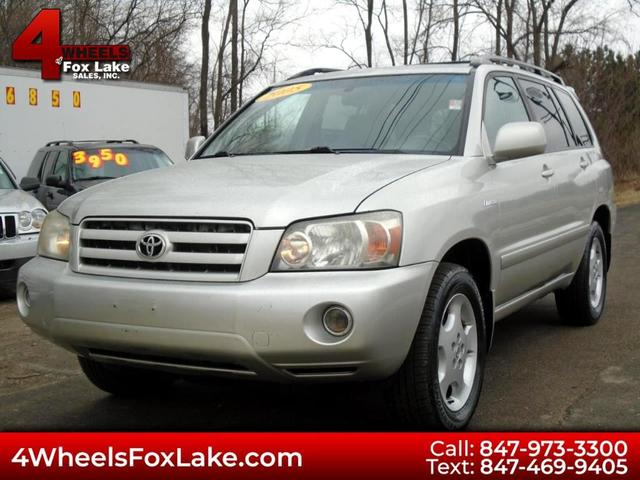 2005 Toyota Highlander for Sale in Fox Lake, IL - Image 1