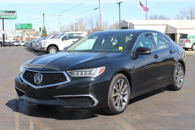 2018 Acura TLX for Sale in Fort Wayne, IN - Image 1