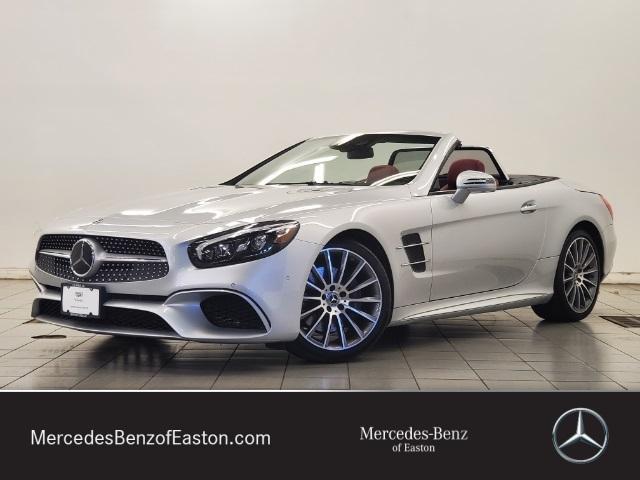 2018 Mercedes-Benz SL 550 a la venta en Columbus, OH - Image 1