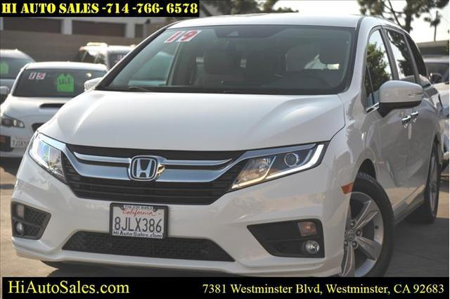 2019 Honda Odyssey for Sale in Westminster, CA - Image 1