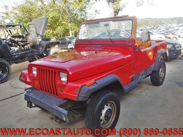 1995 Jeep Wrangler for Sale in Bedford, VA - Image 1