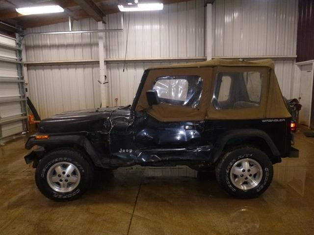 Jeep Wrangler 1995 for Sale in Bedford, VA