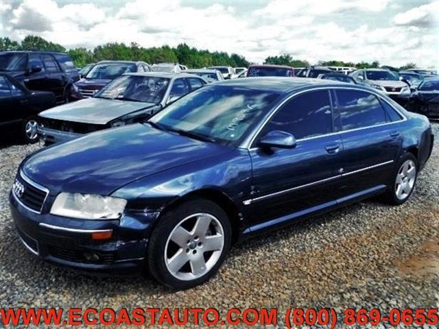 2004 Audi A8 for Sale in Bedford, VA - Image 1