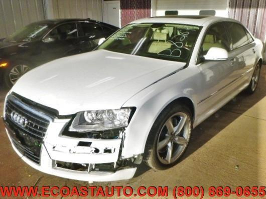 2008 Audi A8 for Sale in Bedford, VA - Image 1