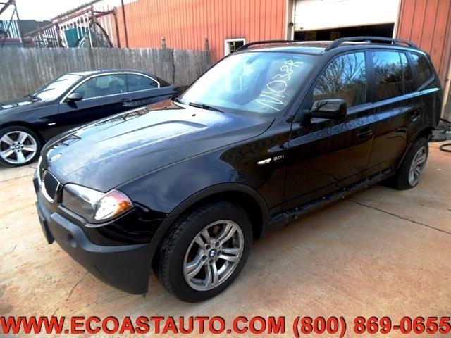 2005 BMW X3 a la venta en Bedford, VA - Image 1