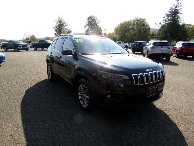 2020 Jeep Cherokee a la venta en North Norwich, NY - Image 1
