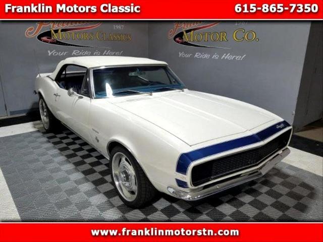 1967 Chevrolet Camaro for Sale in Nashville, TN - Image 1