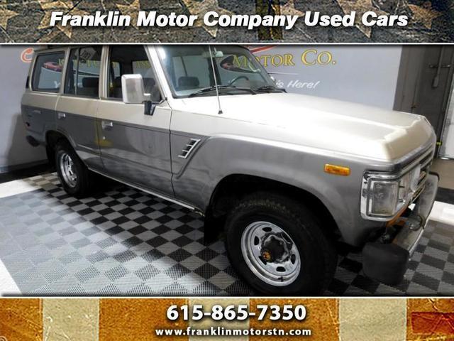 1990 Toyota Land Cruiser a la venta en Nashville, TN - Image 1