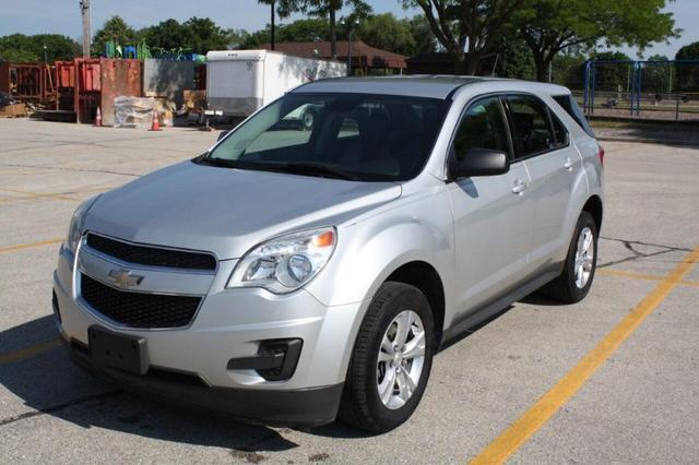 2015 Chevrolet Equinox a la venta en Milwaukee, WI - Image 1