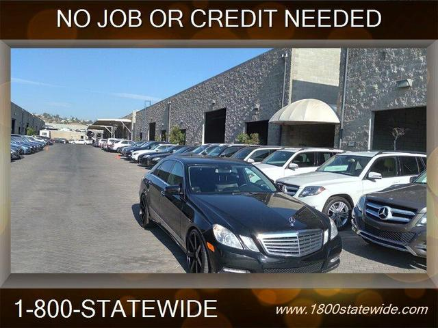 2013 Mercedes-Benz E-Class for Sale in Sun Valley, CA - Image 1
