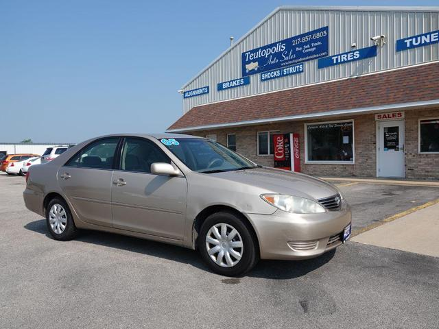2005 Toyota Camry for Sale in Teutopolis, IL - Image 1