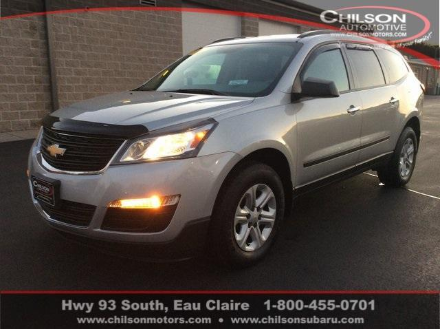 2017 Chevrolet Traverse for Sale in Eau Claire, WI - Image 1
