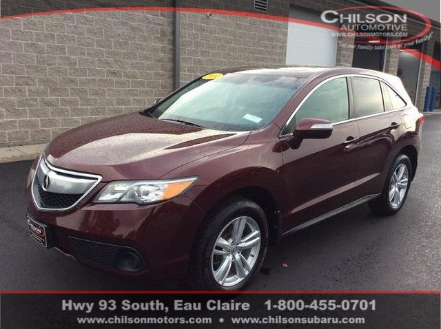 2014 Acura RDX for Sale in Eau Claire, WI - Image 1