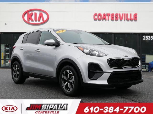 2020 KIA Sportage for Sale in Coatesville, PA - Image 1